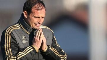Массимилиано Аллегри: «Я счастлив в «Ювентусе» и никуда не ухожу»