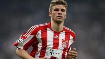 Томас Мюллер продлит контракт с «Баварией» до 2021-го года
