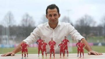 Хасан Салихамиджич выпускает 3D-фигурки футболистов «Баварии»