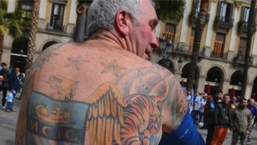 «Манчестер Сити» готов оплатить фанатам услуги по смене татуировки с эмблемой клуба