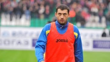 Гацкан – лучший футболист года в Молдове