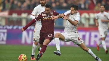 «Рома» упустила победу в матче с «Торино»