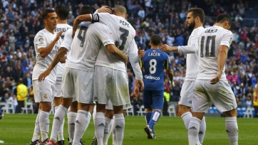 «Реал» разгромил «Хетафе»