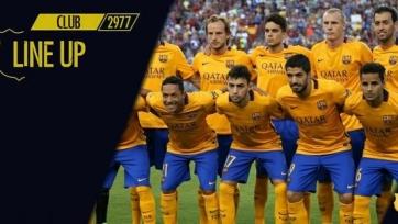 «Валенсия» и «Барселона» объявили стартовые составы
