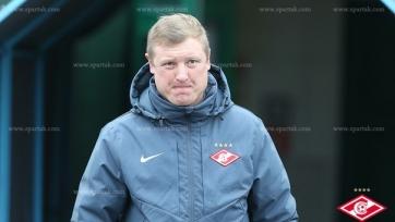 Тренер «Спартака» отправлен в отставку