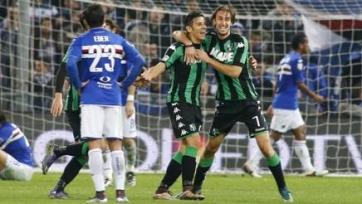 «Сампдория» проиграла третий кряду матч при Монтелле