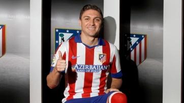 «Атлетико» может отправить Сикейру в аренду