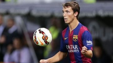 «Бенфика» подпишет защитника «Барселоны»