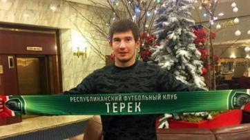 «Терек» пригласил Заурбека Плиева