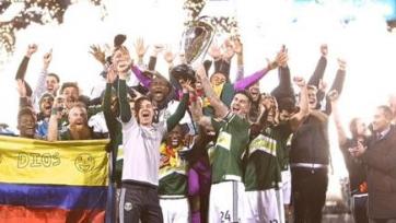 «Портленд Тимберс» стал чемпионом MLS