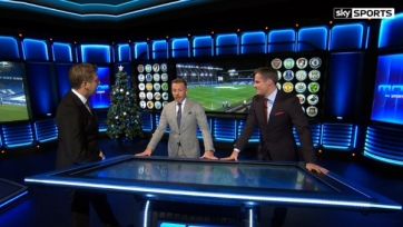 Вместо Невилла на Sky Sports будет работать Беллами