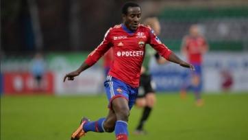 Думбия хотел бы видеть в ЦСКА Жервиньо