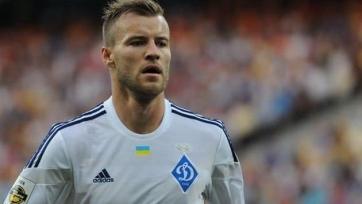 Ярмоленко травмировался в игре с «Маккаби»