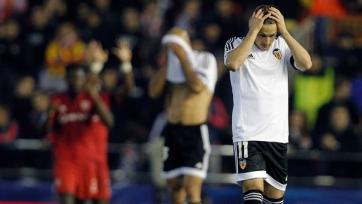 «Валенсия» проиграла «Лиону» и отправилась в плей-офф ЛЕ