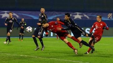 «Бавария» на классе обыгрывает загребское «Динамо»