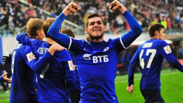 Официально: Александр Ташаев продлил контракт с «Динамо»