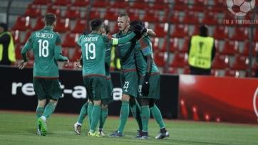 «Локомотив» выиграл в Албании и вышел в следующий раунд с первого места