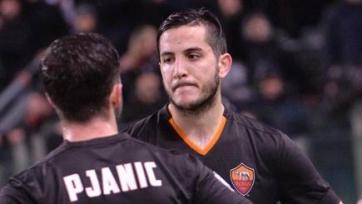 Миралем Пьянич и Константинос Манолас едва не подрались после матча с БАТЭ