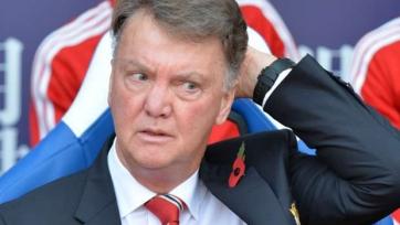 Луи ван Гаал: «Манчестер» не может всегда побеждать»