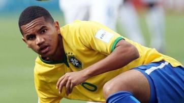 «Ювентус» заинтересовался семнадцатилетним бразильцем Роджерио