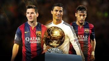Ребров: «Золотой мяч» нужно отдать Неймару»