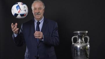 Висенте Дель Боске: «Мы хотим выиграть ЧЕ в третий раз подряд»