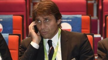 Антонио Конте: «Сборная Бельгии является фаворитом нашей группы»