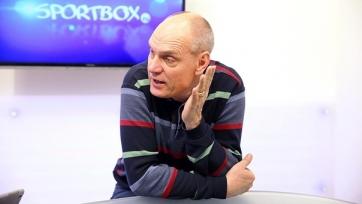 Александр Бубнов: «Не могу выделить фаворита в нашей группе»
