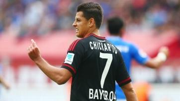 Чичарито: «Такая эффектная победа над «Боруссией» - это не моя личная заслуга, а всей команды»