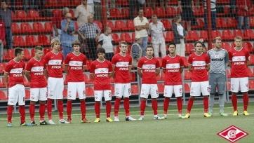«Спартак-2» будет готовиться ко второй части сезона на Кипре