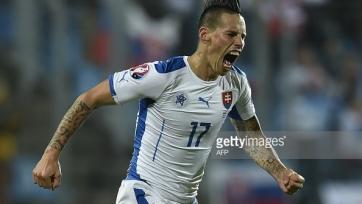 Гамшик: «Словакия способна бросить вызов любому»
