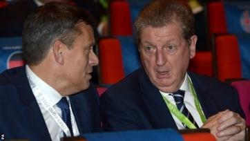 Футбольная ассоциация Англии может продлить контракт с Роем Ходжсоном