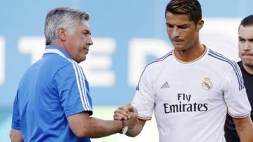 «Манчестер Юнайтед» хочет пригласить Анчелотти, чтобы итальянец убедил Роналду вернуться