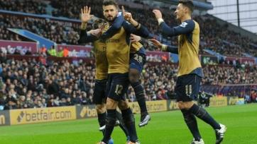 «Арсенал» - новый лидер АПЛ
