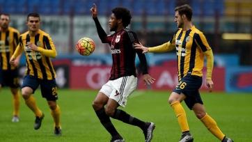 «Милан» не смог выиграть во втором матче кряду