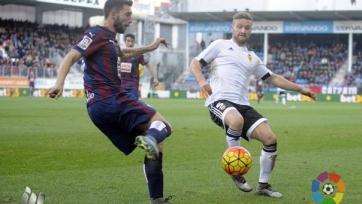 «Эйбар» не удержал победу в матче против «Валенсии»