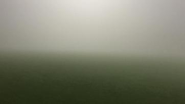 Сильный туман стал причиной остановки матча между «Насьоналем» и «Порту»