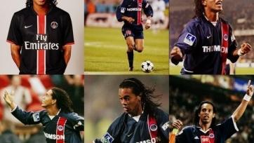 Роналдиньо считает «ПСЖ» претендентом на победу в Лиге чемпионов