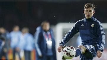 Лионель Месси заявил, что не поёт национальный гимн перед матчами за сборную