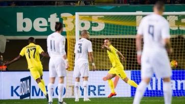 «Реал» потерпел третье поражение в сезоне