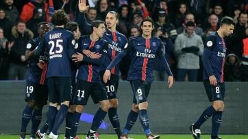 «ПСЖ» разгромил «Лион» в последнем матче 18-го тура Лиги 1