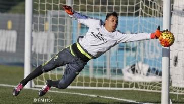 Кейлор Навас: «Реал» должен выигрывать титулы»