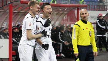 Александр Сапета признан лучшим игроком «Урала» в ноябре-декабре