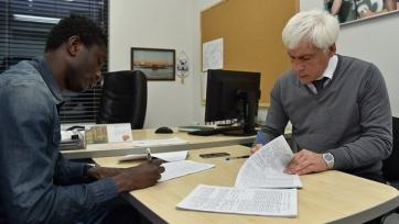 Официально: «Краснодар» подписал молодого ивуарийца Куасси