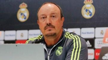 Бенитес теряет доверие перед руководством «Реала»