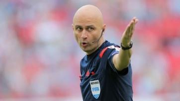 Впервые с 2006-го года российский арбитр будет обслуживать матчи финальной стадии Чемпионата Европы