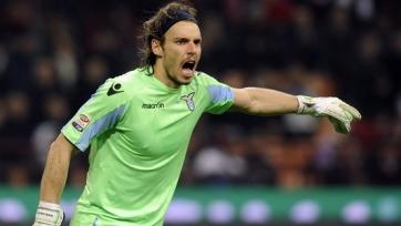 Голкипер «Лацио» получил травму, празднуя гол своей команды