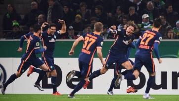 «Вердер» выбил гладбахскую «Боруссию» из Кубка Германии