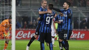 «Интер» пробился в четвертьфинал Коппа де Италия