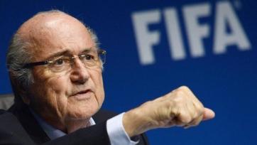Блаттер считает, что «Реал» и «Атлетико» нужно наказать так же, как и «Барселону»